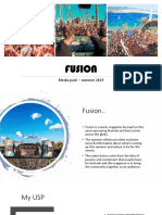 FUSION - Media Pack