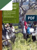 Implementando Derechos y Protegiendo los Bosques | Casos de Estudio Del Accra Caucus Por CARE Internacional Et Al