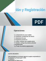 Facturación y Registración