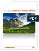 Ornamental Horticulture 2 1