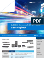 Dell Emc Connectrix Mds San Sales Playbook