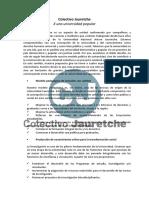 Plataforma Colectivo Jauretche