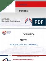 CLASE 2 Introducción a La Domótica
