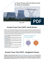 New  Nuclear Power Plant to interface with the grid