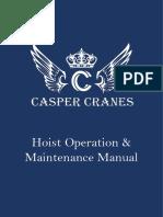 c2c Manual