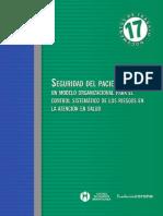 Luengas - 2015 - Seguridad Del Paciente Un Modelo Organizacional Para El Control Sistemático de Los Riesgos en La Atención en Salud
