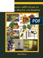 Aapi Guide to Nutrition Health and Diabetes