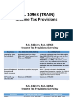 Train Law Act