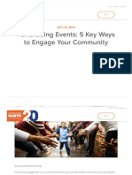 Fundraising Events_ 5 Key Ways to Engage Your Community _ Operation Warm