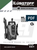 Manual Lusqtoff HL 120