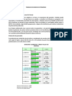 Estimación de La Producción Anual de Forraje