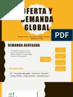 Oferta y Demanda Global Diapos