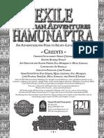 Hamunaptra Exile