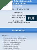 Clase 10 Virtualizacion