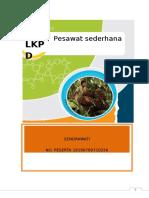 LKPD PESAWAT SEDERHANA