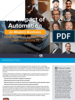 CA How Business Automation Changes Business