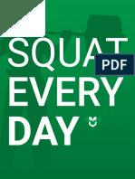 Squat Every Day - Travis Mash