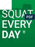 Squat Every Day - Travis Mash
