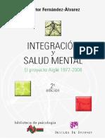 Fernández-Álvarez - Integración y Salud Mental. El Proyecto Aiglé 1977-2008.