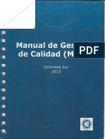 Manual de Gestión de Calidad v2