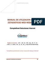 Manual de Uso de as Webalizer