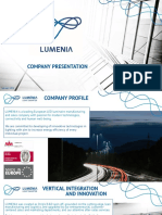 Lumenia prezentacija 2018