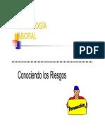 Conociendo los Riesgos Benceno, Tolueno y Xileno