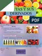 Frutos y Derivados