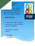 Servicio Publico Exposicion