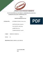 Derecho Comercial r.s.