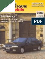 Peugeot 605_Revue Technique Peugeot 605 Essence-Diesel_fr