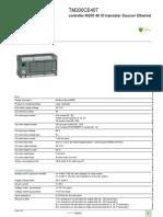Modicon Easy M200_TM200CE40T