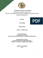 Sílabo Economía UTA