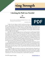 Bill Starr - Choosing the Path Less-Traveled.pdf