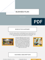 business plan - hope