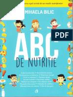 20171104_abc de Nutriție_dr. Mihaela Bilic
