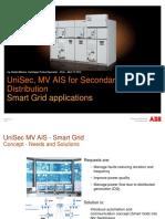 Unisec Smart Grid Peru