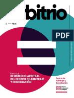 Arbitrio Marzo 2019 2