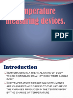 Temperature Measurement-Rizvi College of Engineering