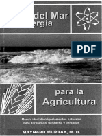 Agua Del Mar Energia Para La Agriicultura.version Mejorada