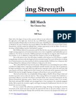 Bill Starr - Bill March the Chosen One