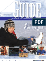 Montgomery County Guide Recreation and Park Programs