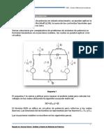 Ecuación Matricial de Impedancias
