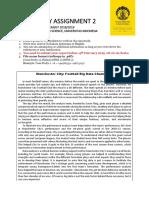Contoh Case Study PPM