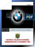 BMW Case Study Solution