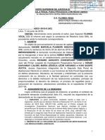 Declaran improcedente hábeas corpus de Keiko Fujimori contra juez Concepción