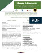 CV Resumen Eduardo Septiembre2018