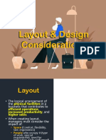 Layout & Design Considerations