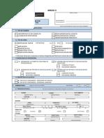 Anexo II- Formulariolicen