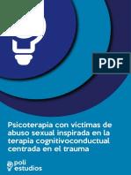 Psicoterapia Con Víctimas de Abuso Sexual Inspirada en La Terapia Cognitivoconductual